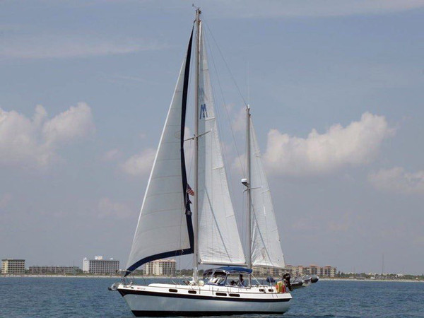 Used Morgan 41 Out Island Cruiser Sailboat For Sale