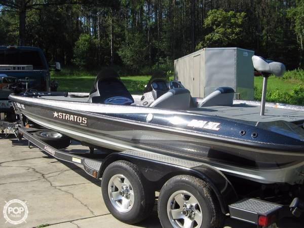 Used Stratos 201xl Bass Boat For Sale