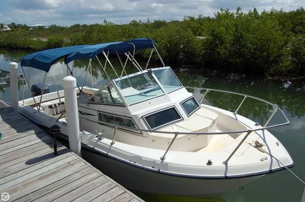 Used Grady-White 228G Seafarer Walk Around Cuddy Walkaround Fishing Boat For Sale