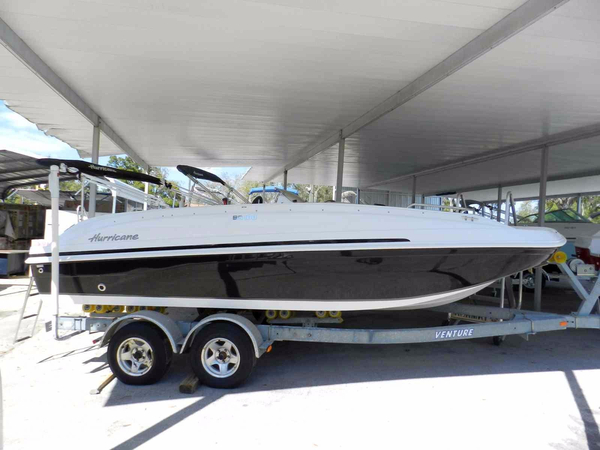New Hurricane SunDeck Sport 188 OB Deck Boat For Sale