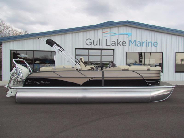 New Misty Harbor Boats SG 2385 Pontoon Boat For Sale