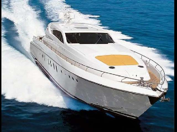 Used Dalla Pieta 80 HT-1 Motor Yacht For Sale