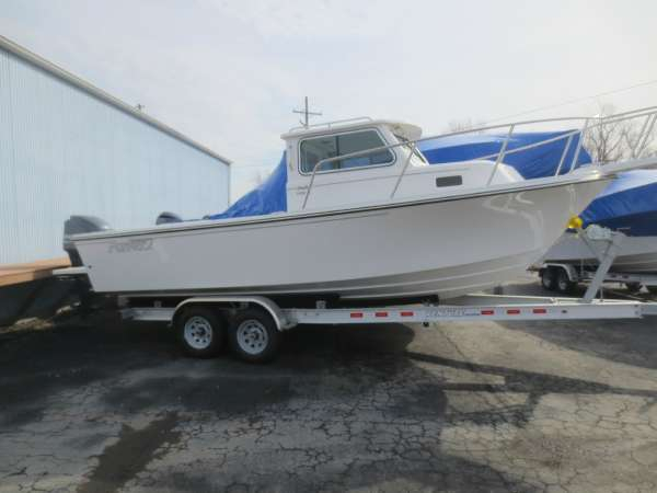 New Parker Boats 2320 Sport SL Sports Fishing Boat For Sale
