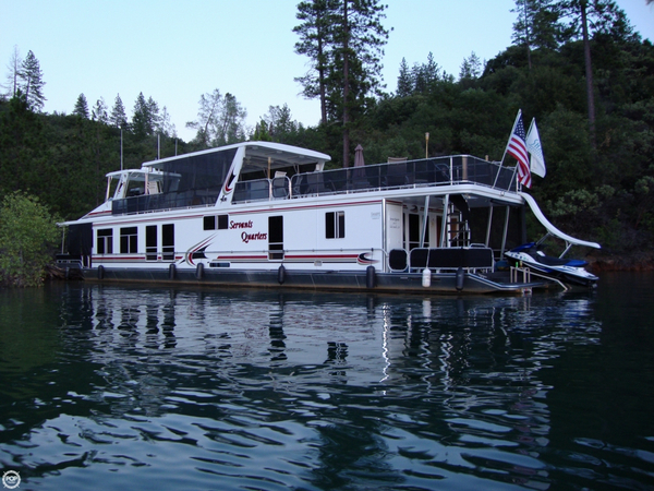 Used Sharpe 84 foot Houseboat House Boat For Sale
