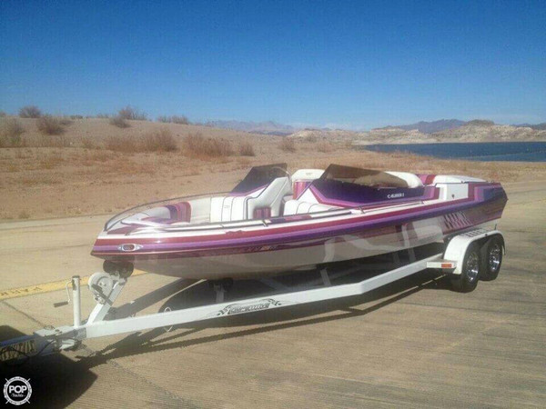 Used Caliber 1 206 Skier Bowrider Boat For Sale