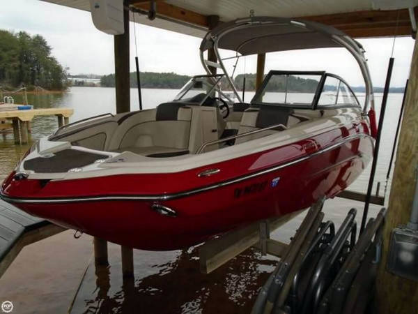 Used Yamaha 242 Limited S Deck Boat For Sale