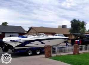 Used Checkmate ZT 240 High Performance Boat For Sale