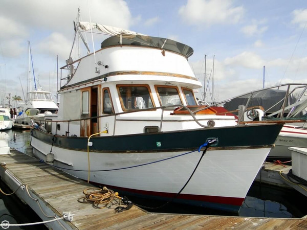 Used C & L Trawler 34 Trawler Boat For Sale