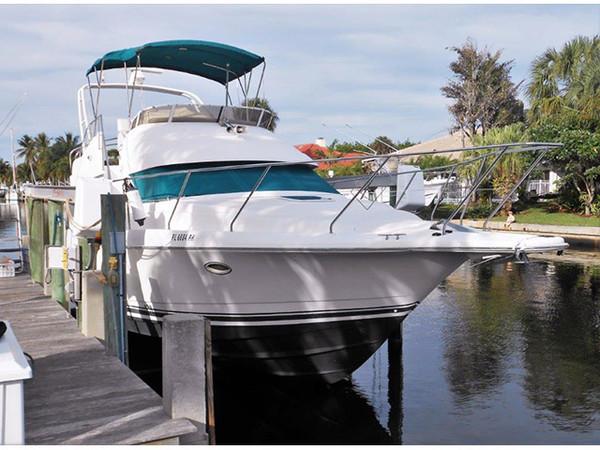 Used Silverton 351 Sedan Cruiser Boat For Sale