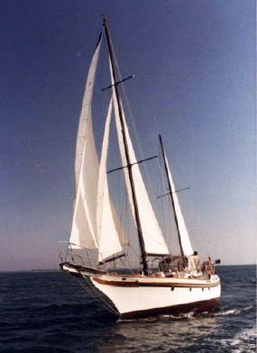 Used Vagabond 47 Cruiser Sailboat For Sale