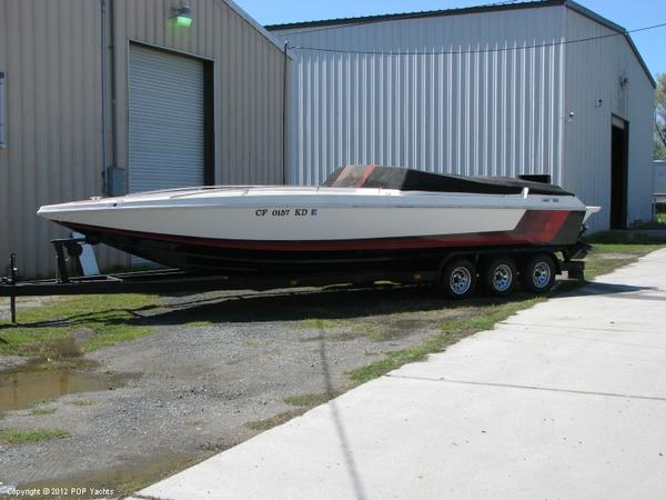 Used Warlock 28 High Performance High Performance Boat For Sale