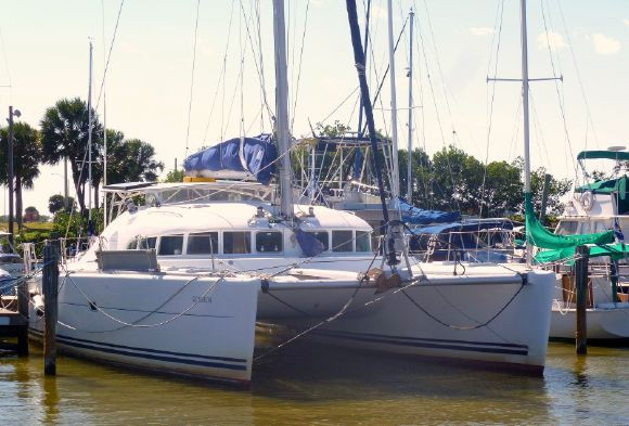 Used Lagoon 410 Catamaran Sailboat For Sale