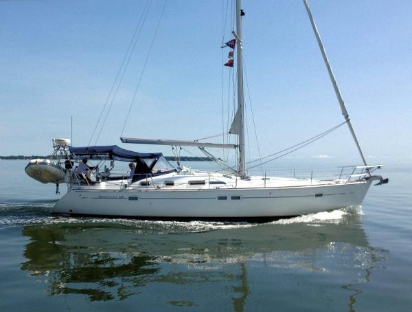 Used Beneteau Usa Cruiser Sailboat For Sale