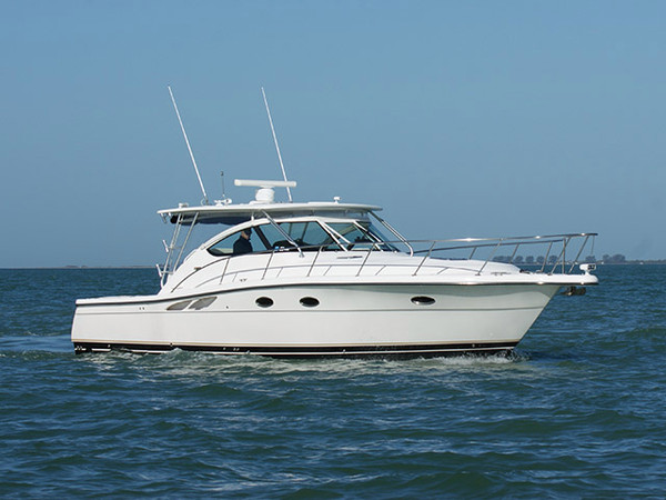 Used Tiara 38 Open TTS Sports Fishing Boat For Sale