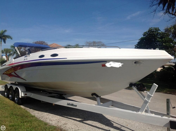 Used Emerald 330 Offshore High Performance Boat For Sale
