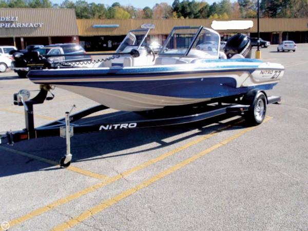 Used Nitro Z-7 Sport Bass Boat For Sale