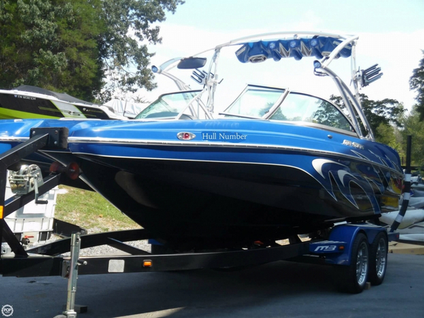 Used Mb Sports 23 Tomcat Ski and Wakeboard Boat For Sale