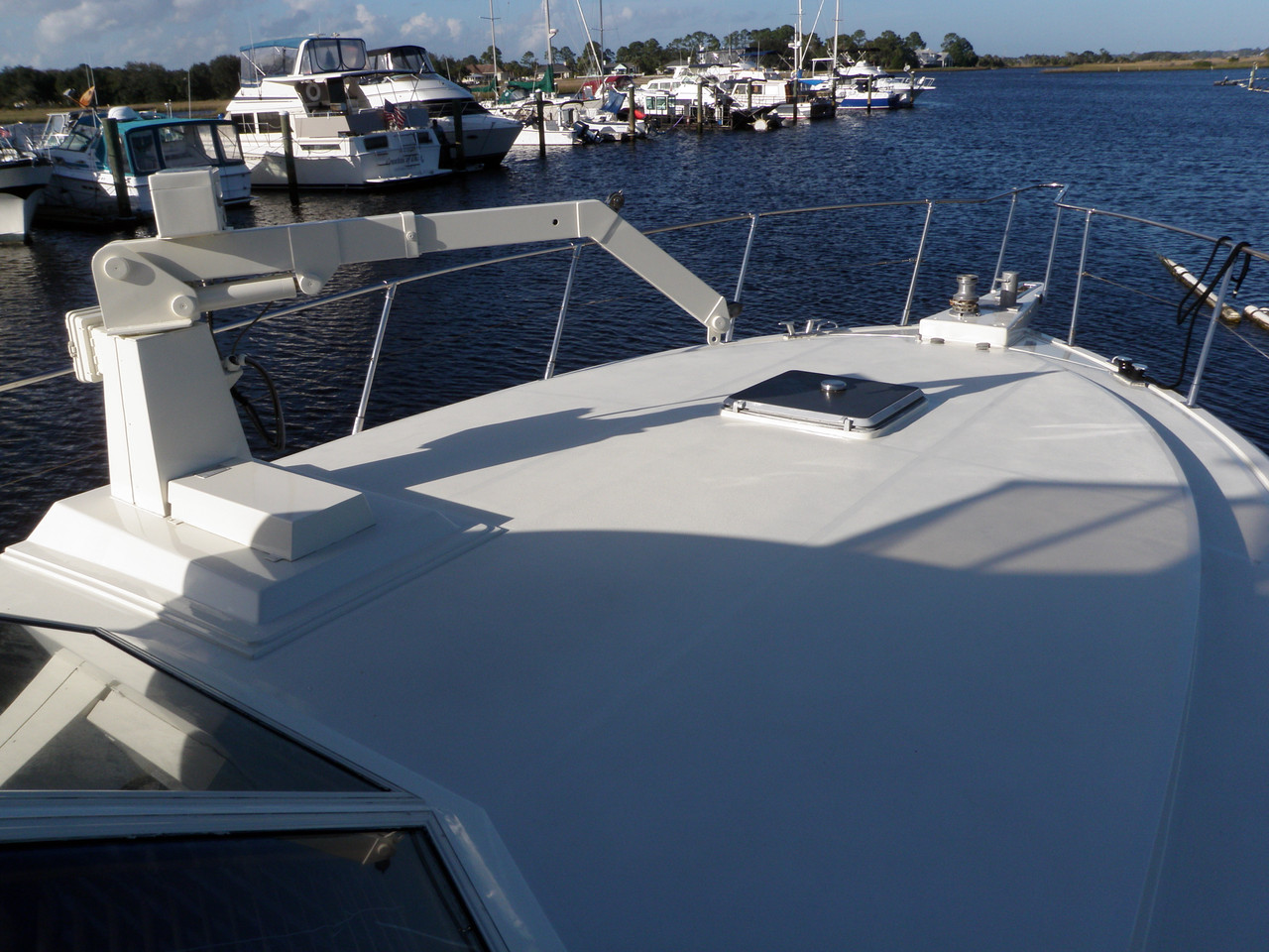 1989 Used Hi Star Motor Yacht For Sale 94 950