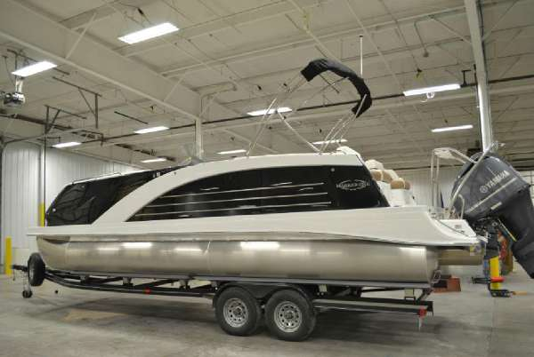 New Marker One M 27 Pontoon Boat For Sale