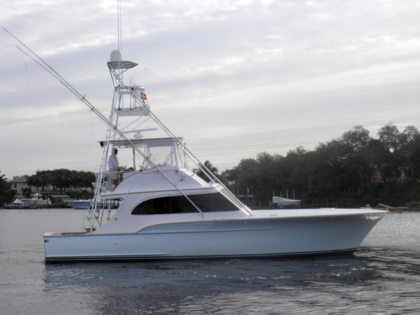 Used Buddy Davis Sportfish Convertible Fishing Boat For Sale