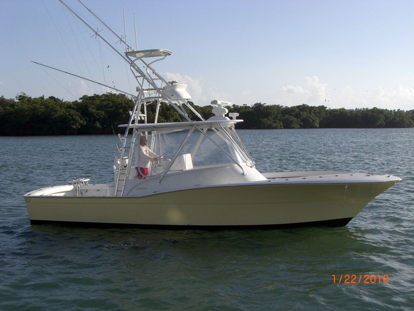 Used Scopinich Walk Around Express Walkaround Fishing Boat For Sale