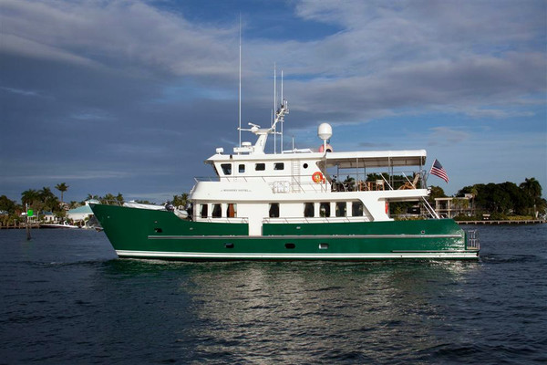 Used Cape Horn Expedition Yacht Commercial Boat For Sale
