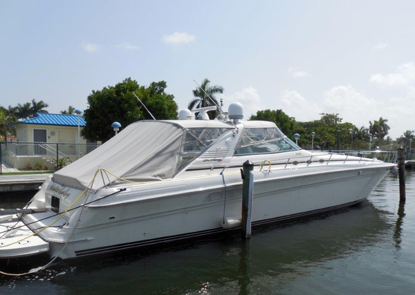 Used Sea Ray Super Sun Sport Sports Cruiser Boat For Sale