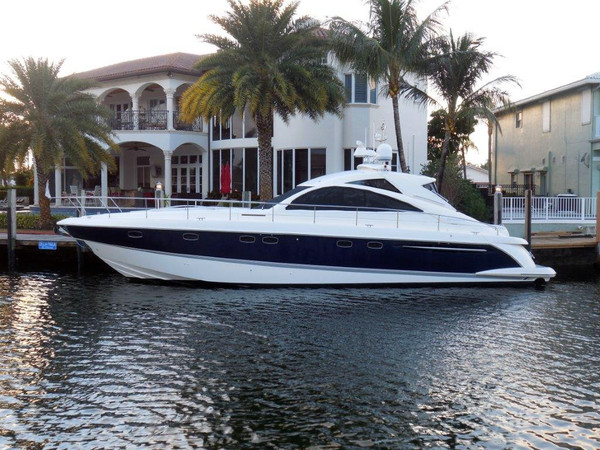 Used Fairline Targa Express Cruiser Boat For Sale
