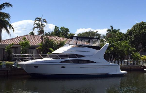Used Carver Mariner Cruiser Boat For Sale