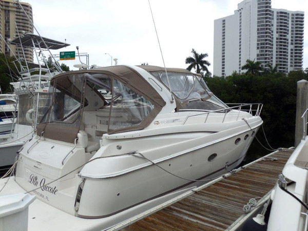 Used Regal 3860 Commodore Motor Yacht For Sale
