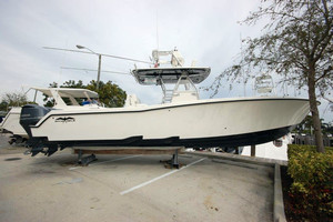 Used Invincible Center Console Boat For Sale