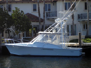Used Stolper Sports Fishing Boat For Sale