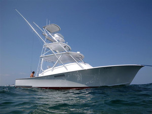 Used L&h Express Fisherman Sports Fishing Boat For Sale