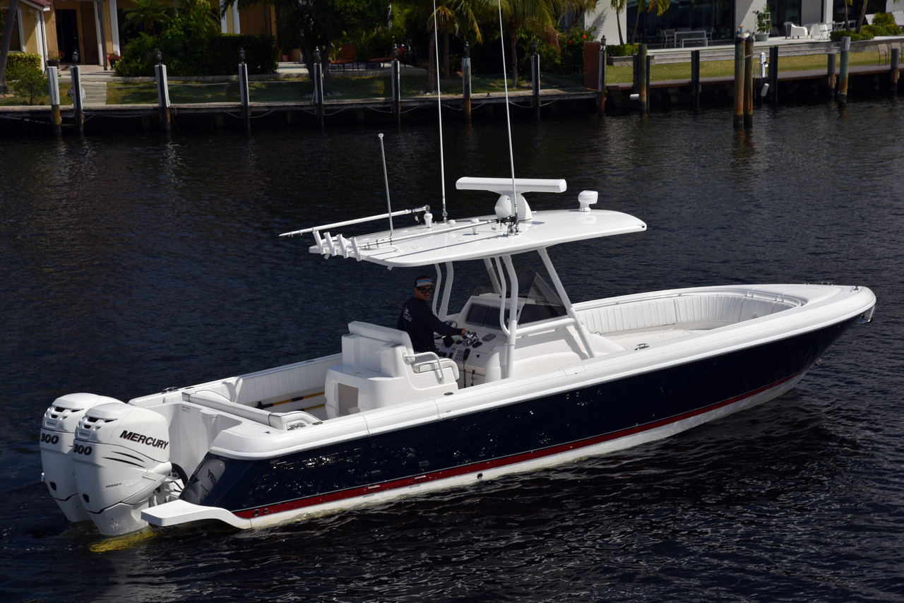 2011 used intrepid center console fishing boat for sale for Center console fishing boats for sale