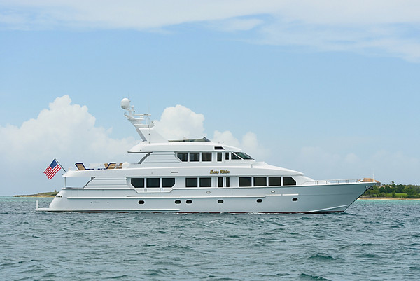 Used Hatteras Tri Deck Motor Yacht For Sale