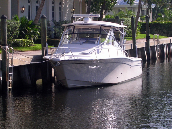Used Grady White 330 Express - 2015 Generator Sports Fishing Boat For Sale