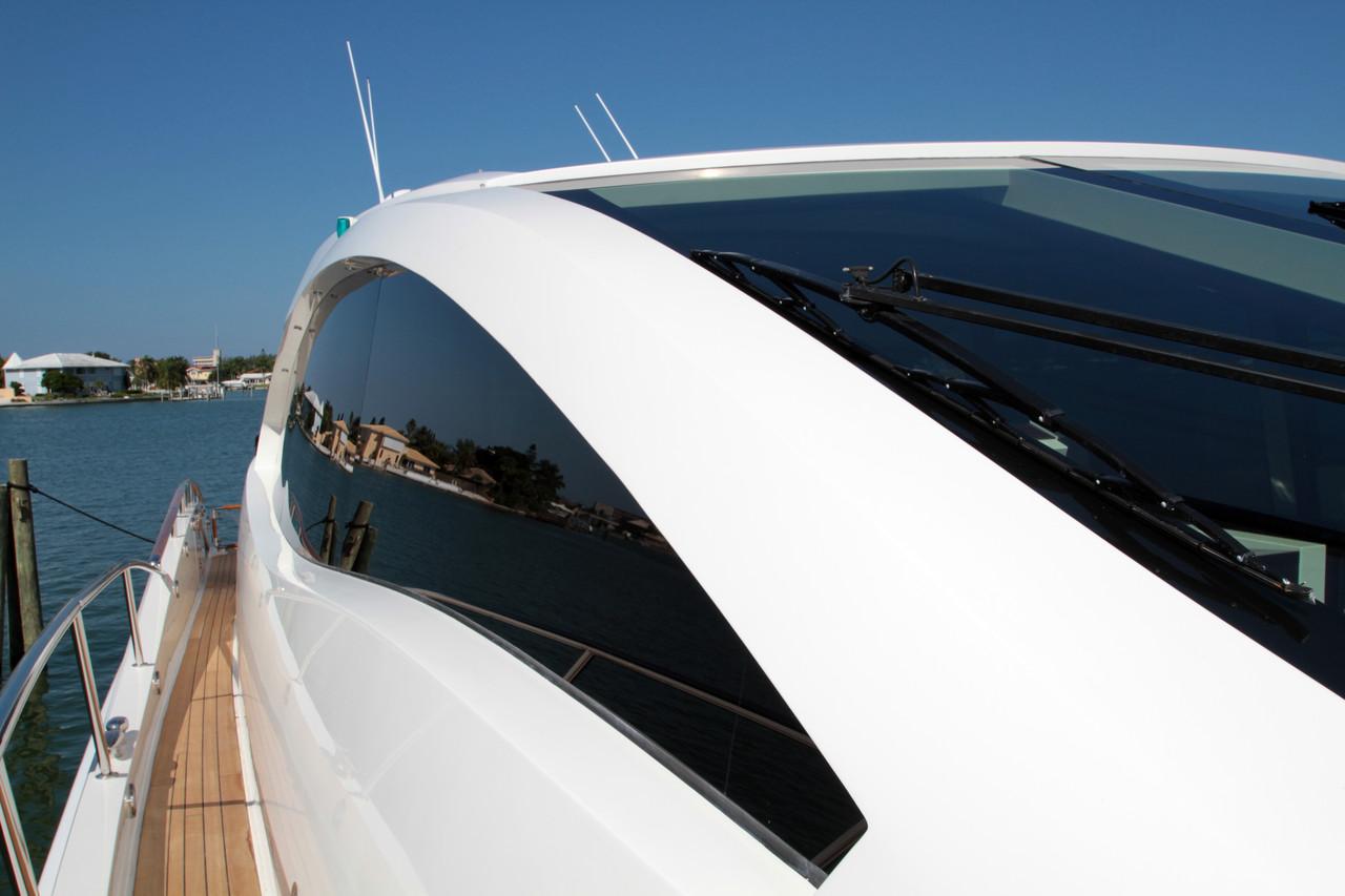 2007 Used Lazzara 75lsx Motor Yacht For Sale 1 499 000 Saint Petersburg Fl Moreboats Com