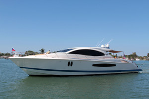 Used Lazzara 75lsx Motor Yacht For Sale