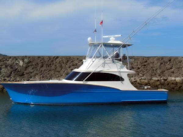 Used Idm Custom Sportfish Sportfisherman Sports Fishing Boat For Sale