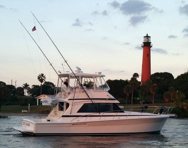 Used Riviera Convertible Fishing Boat For Sale
