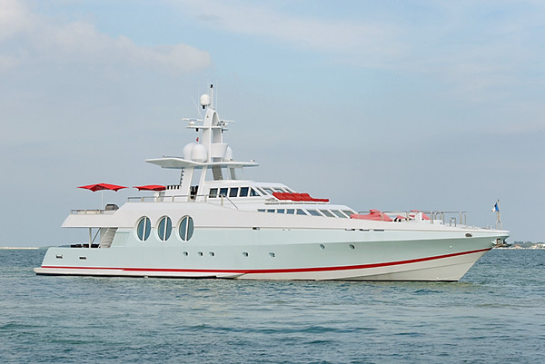 Used Oceanfast Motor Yacht For Sale