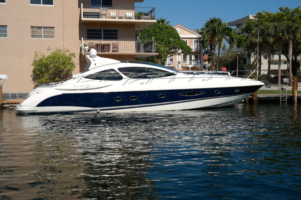 Used Atlantis Yachts Cruiser Boat For Sale
