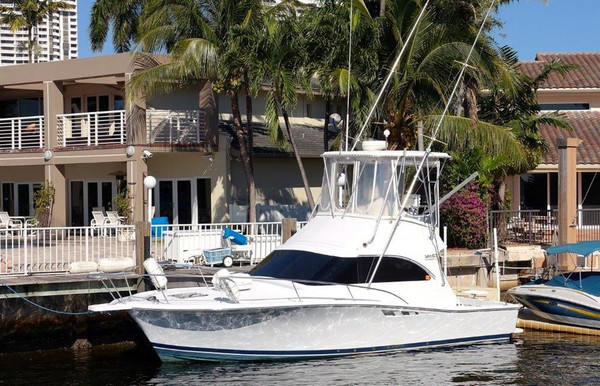 Used Luhrs Tournament Convertible Fishing Boat For Sale