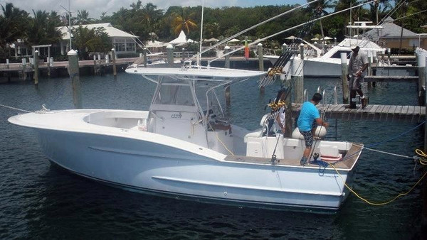 Used Outerbanks Boatworks Center Console Fishing Boat For Sale