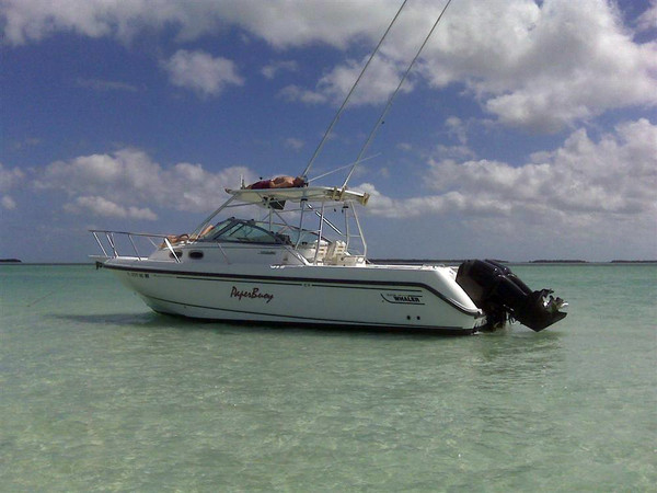 Used Boston Whaler Conquest 295 Sports Fishing Boat For Sale