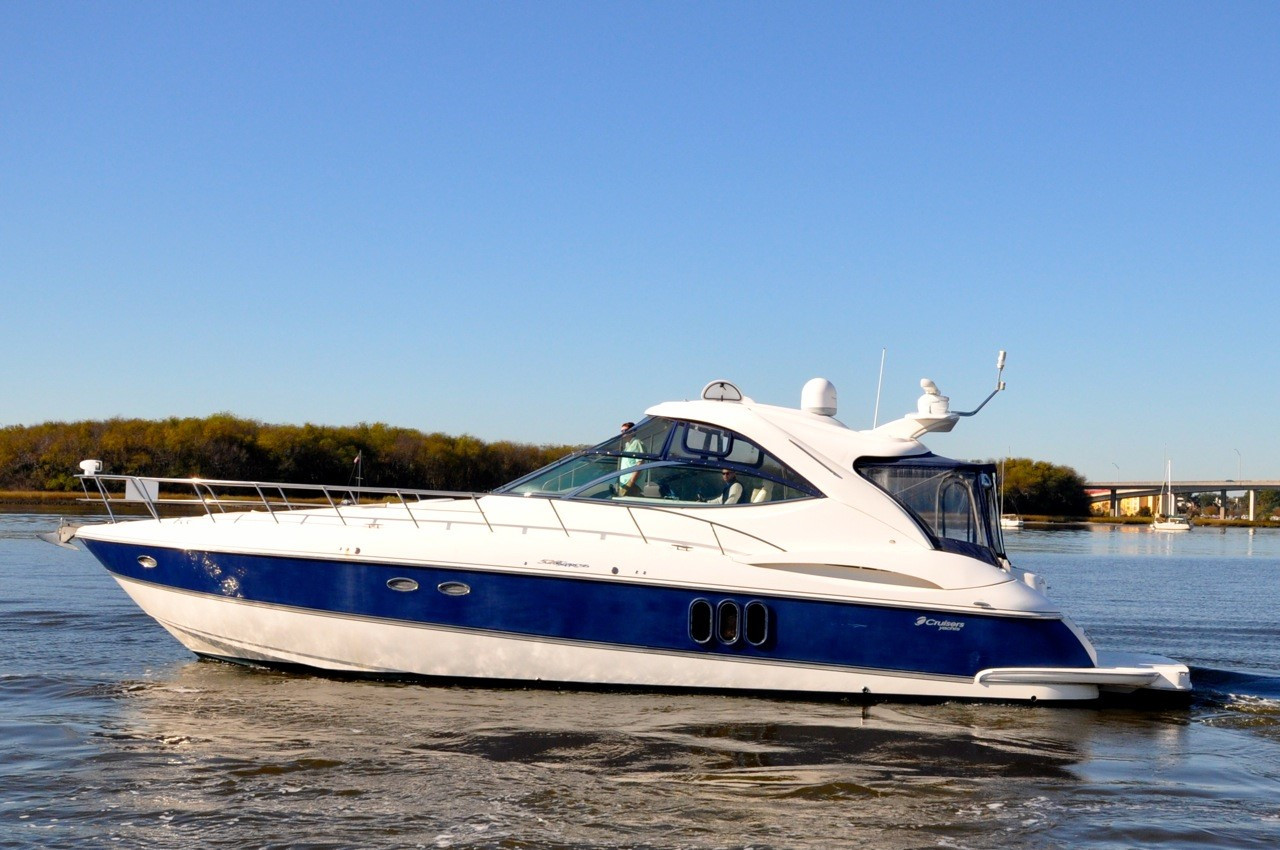 2006 used cruisers yachts express cruiser boat for sale