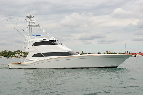 Used Sea Force Ix Enclosed Bridge Sportfish Sports Fishing Boat For Sale