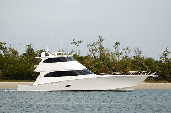 New Viking Enclosed Sports Fishing Boat For Sale