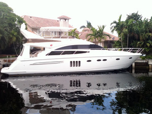 Used Princess Viking Sports Cruiser Boat For Sale