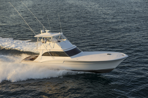 Used Shearline Boatworks Custom Carolina Sports Fishing Boat For Sale